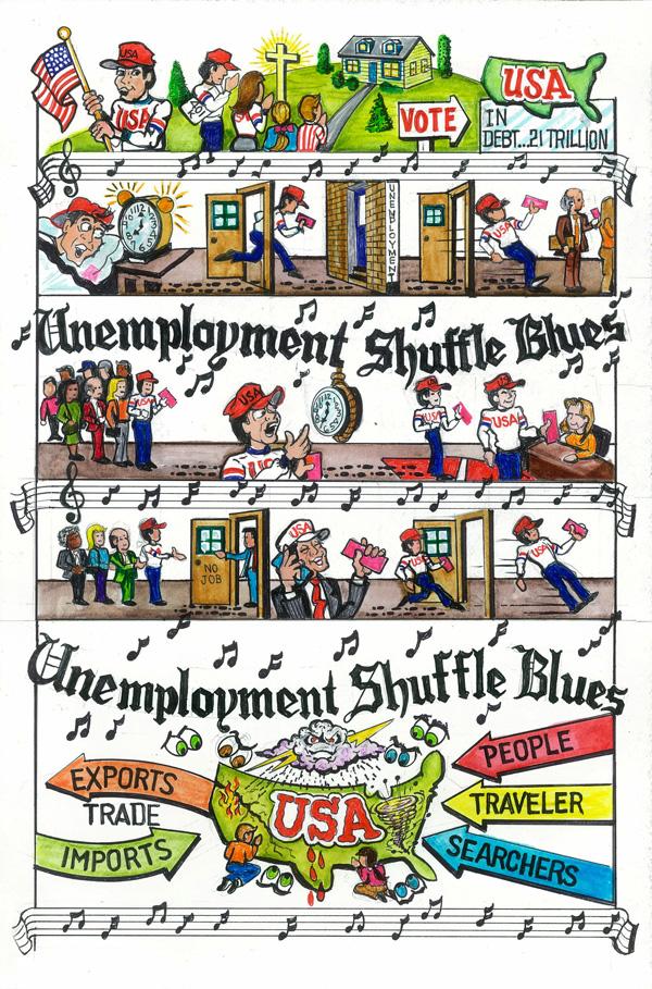 Unemployment Shuffle